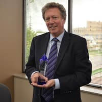 MMA President Honored as Most Valuable Professional
