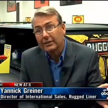 Rugged Liner featured on WJRT for its stake in the G20 Summit
