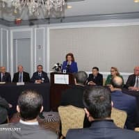 Algerian Dignitaries Meet with Local CEOs to Discuss New Business Investments