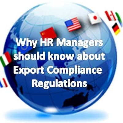 HR and Export Controls