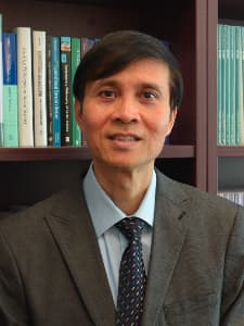 Photo of Eric W.K. Tsang