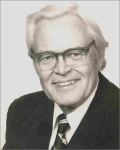 Photo of Richard D. Robinson