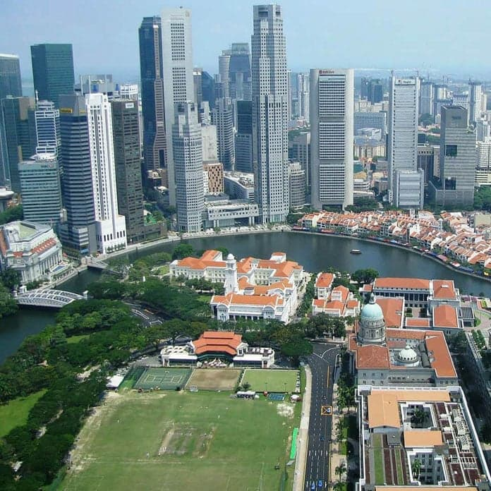 Dispatches from Abroad: Uncertainty in Singapore