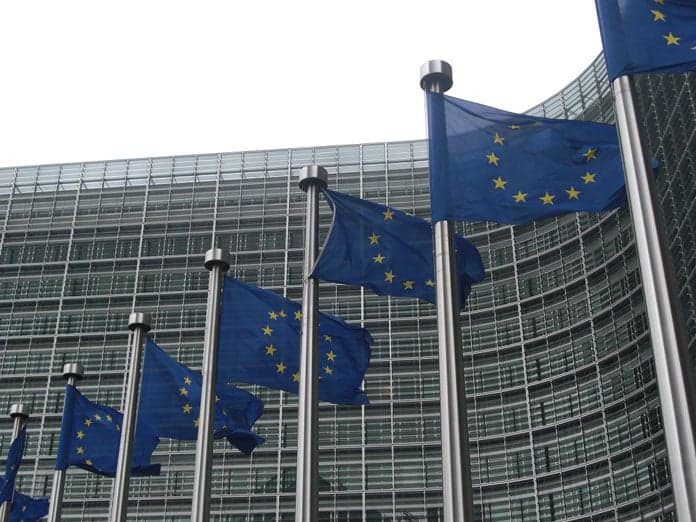 European Union Imposes Record Fine on Multinational Technology Company