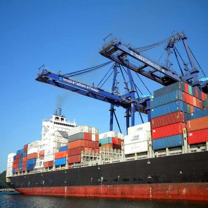 Shipping Industry Back on the Rise