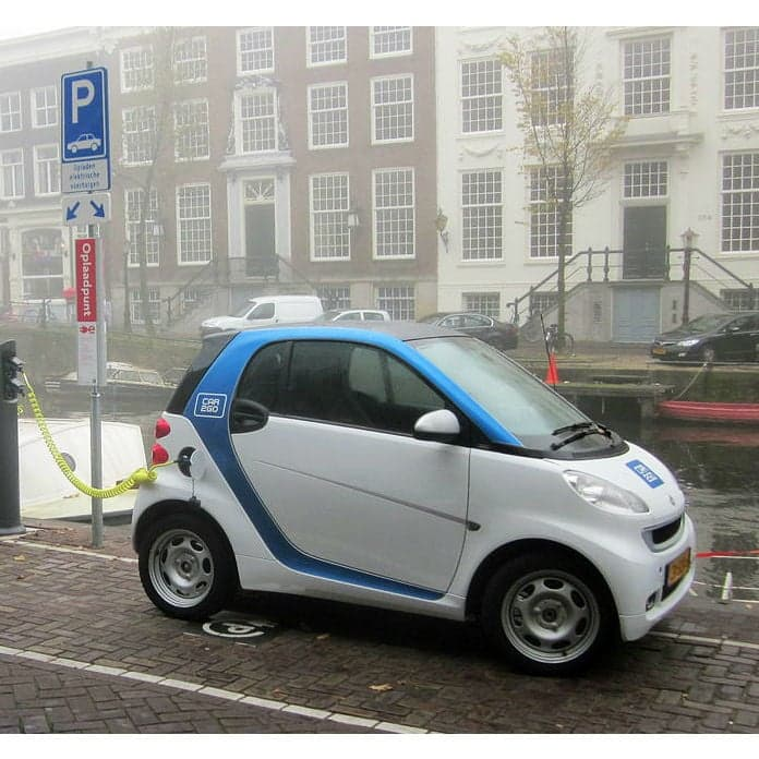 Global Gamble on Electric Vehicles Image
