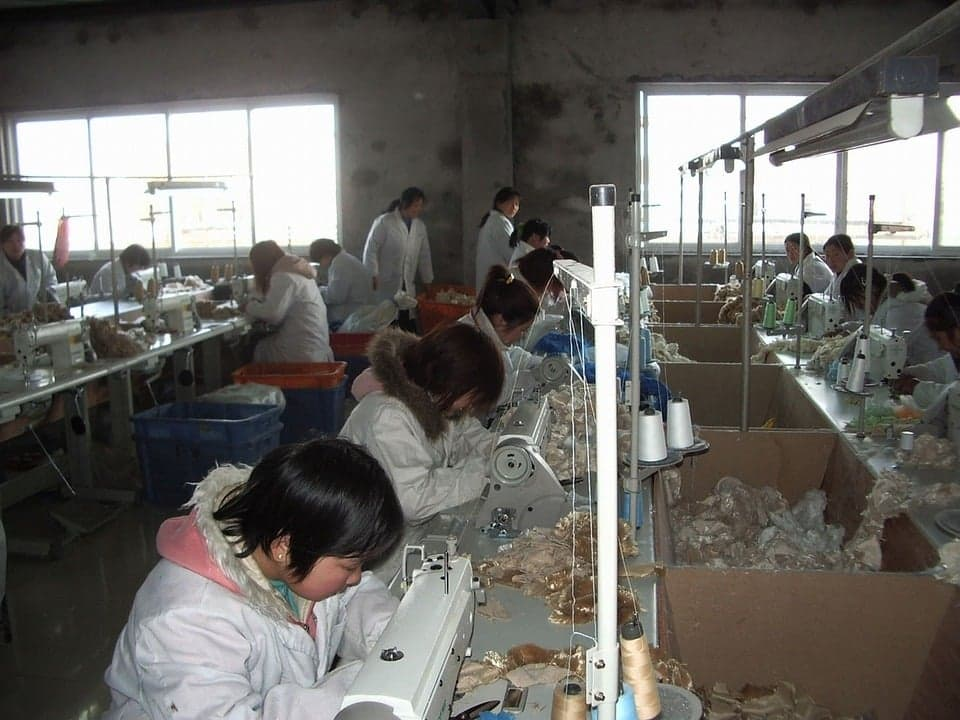 Working Conditions in the Textile Industry Image