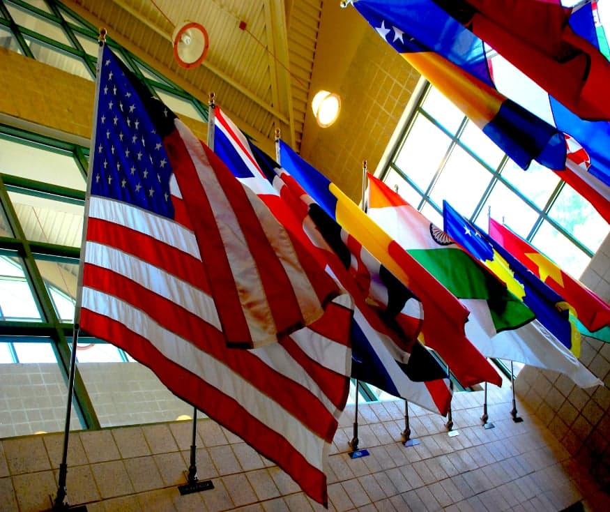 International Students Experience Educational Enrichment Image