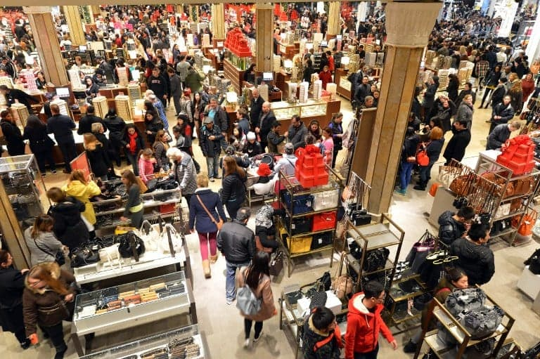 Black Friday Sales Continuing to Hold Strong