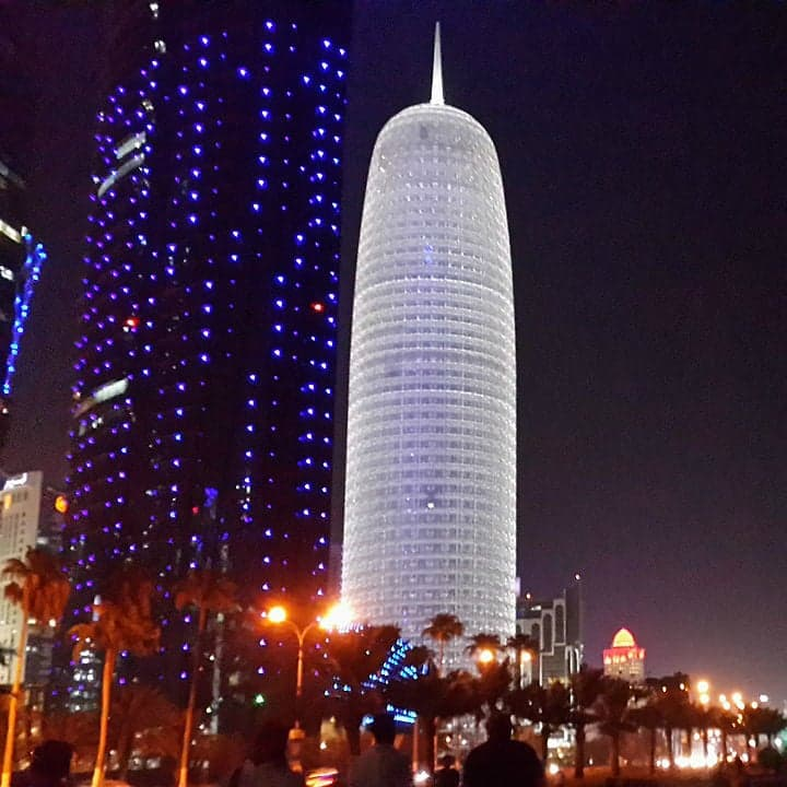Business Prospects in the Gulf Region Darkened by Political Sand Storms Image