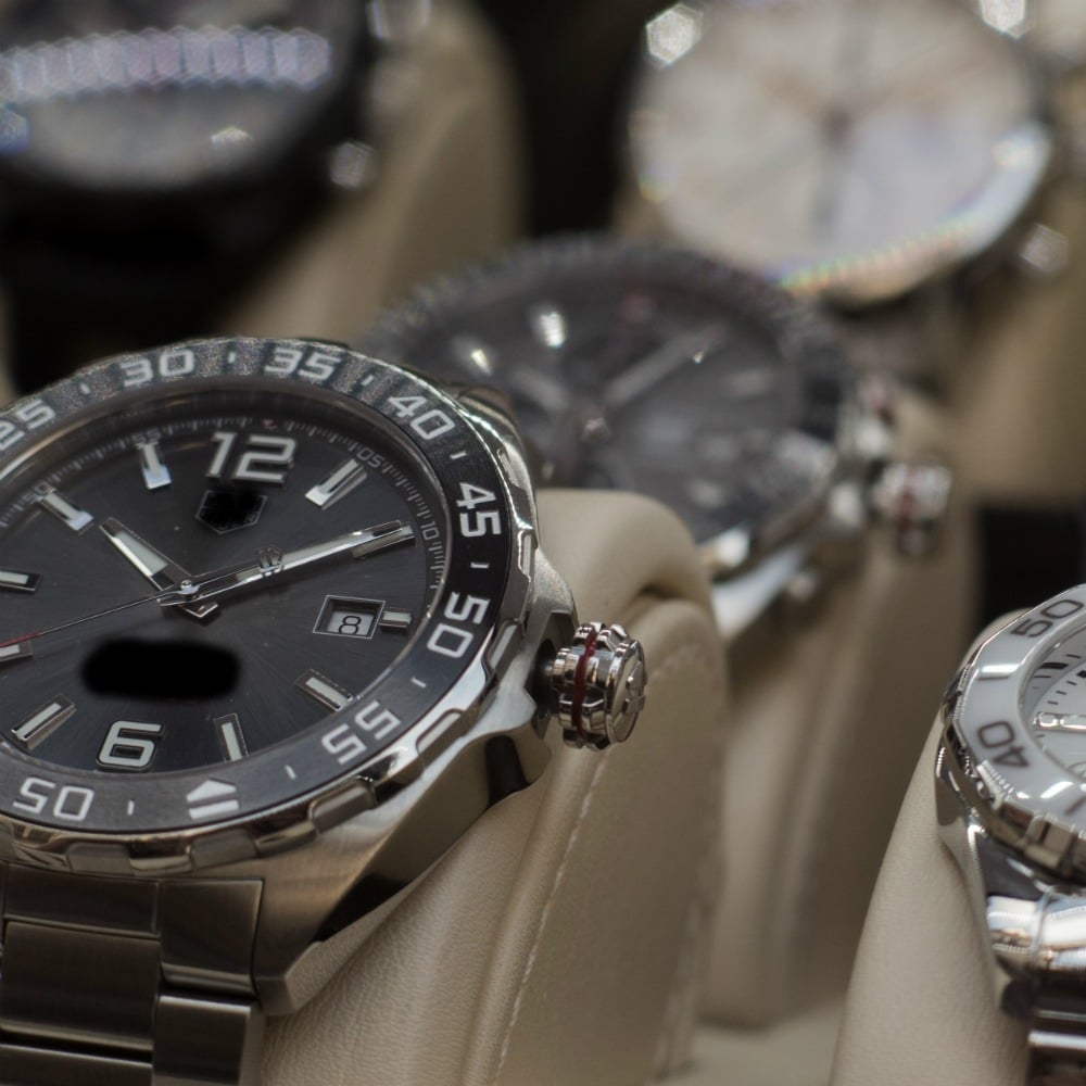 The Global Watch Market Stays Relevant While New Technology Adds to its Value Image