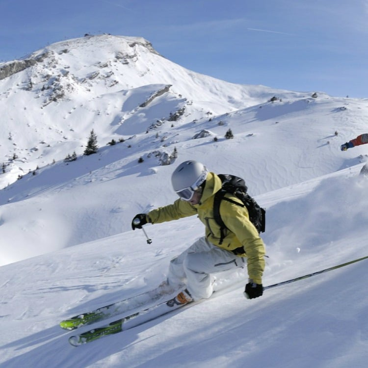 Global Ski Market Looks to Expand Grip