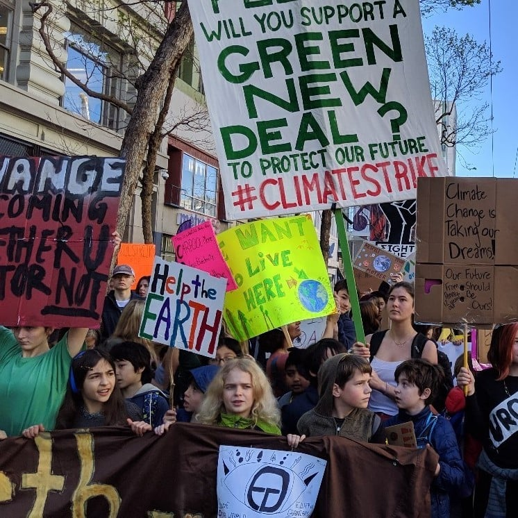 Climate Strikes and the Annual Climate Action Summit Ensue, But What's Next?