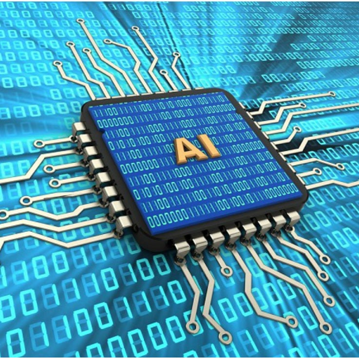 Artificial Intelligence Chip Sparks Competition in the Global Technology Market Image