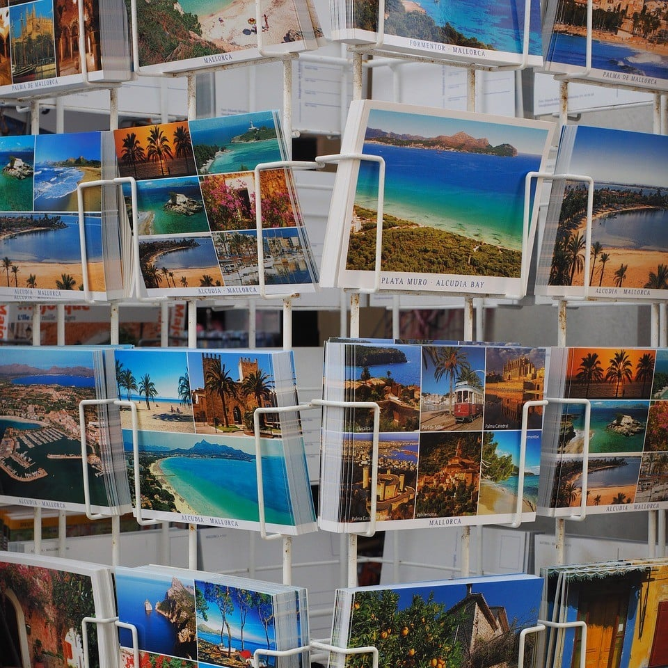 Decline of the Postcards Industry