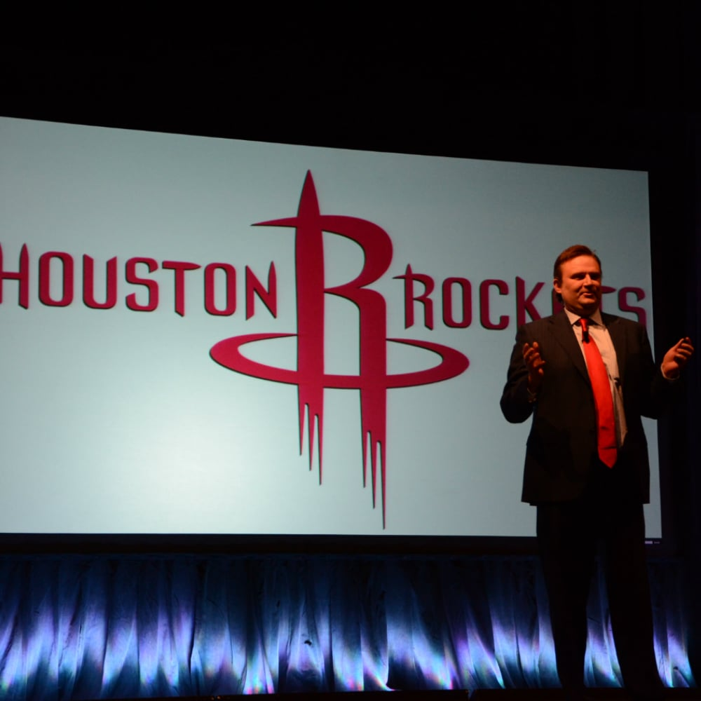 The Implications of Daryl Morey's Tweet on NBA Business in China Image