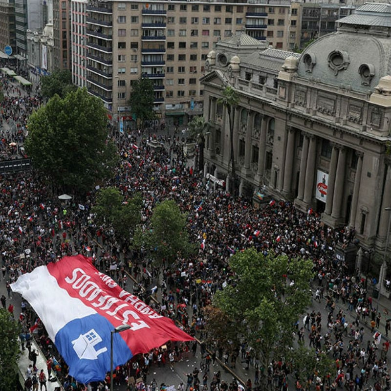 Unrest in Chile Affects International Trade and Global Climate Change Initiatives