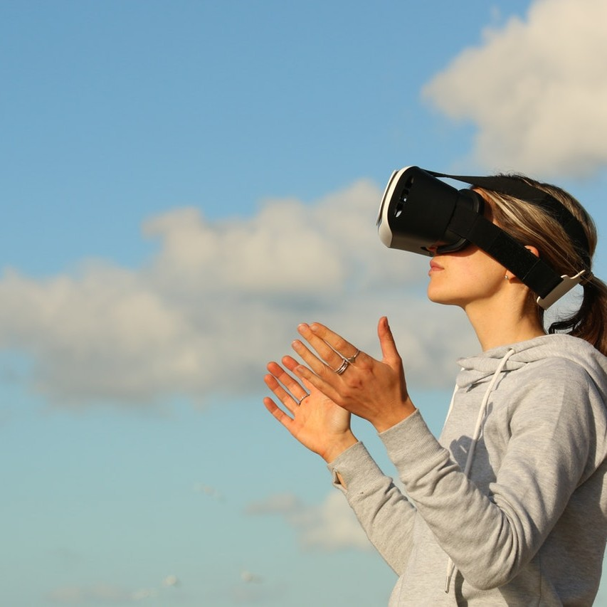 The Future of Virtual Reality: Virtual Travel Image