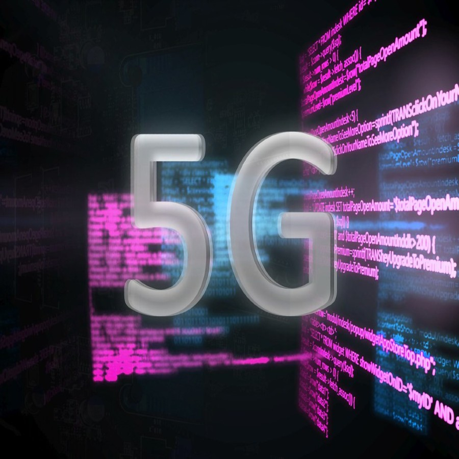 Implications of the Race to 5G Image