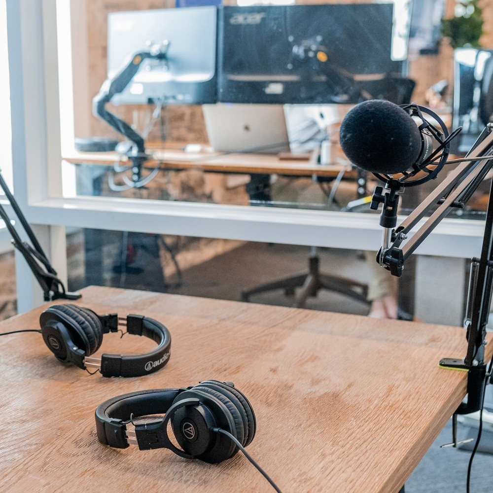 The Rise of Podcasting Image