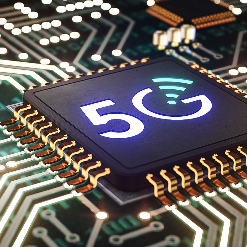The Race to 5G Continues Image