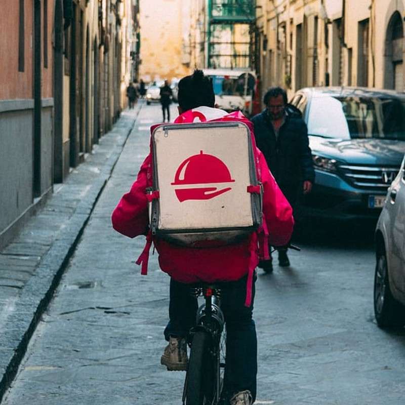 The Changing Food-Delivery Industry