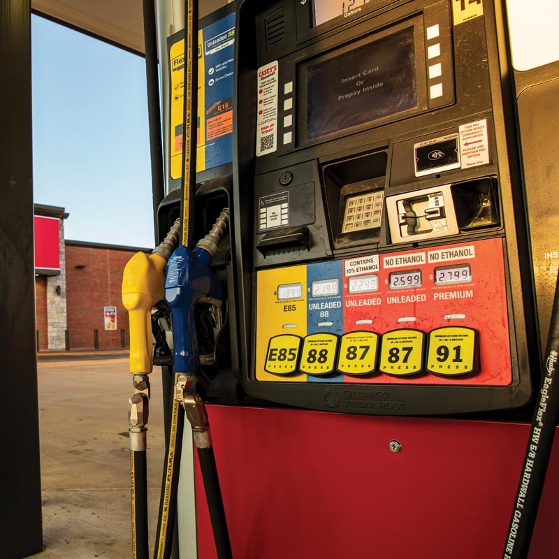 Global Fluctuations in Gasoline Prices