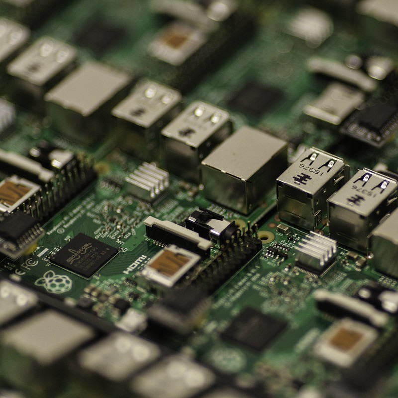 The Global Effects of the Microchip Shortage Image