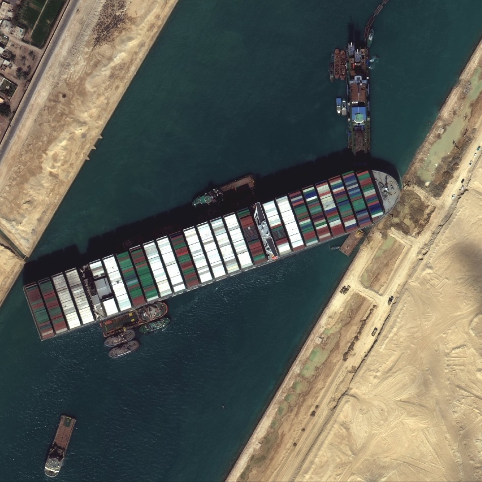 Implications of Suez Canal Blockage on Global Trade