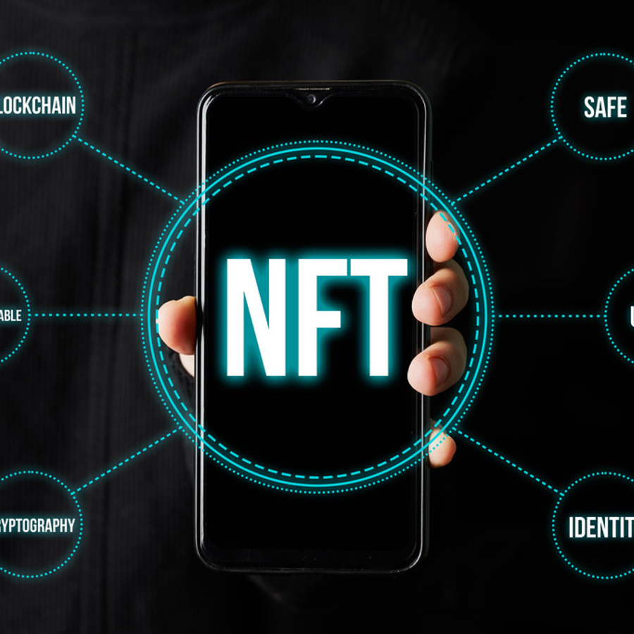 NFTs—An Exciting Opportunity in the Crypto Market Image