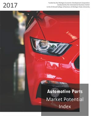 Automotive Parts Industry MPI >> globalEDGE: Your source for Global