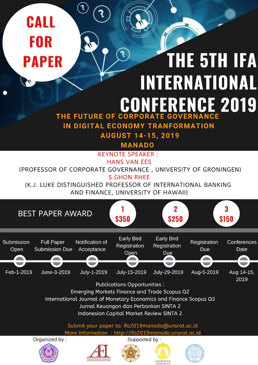 12b813cb1120af 5th Indonesian Finance Association (IFA) International Conference  open in new