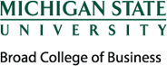 Broad College of Business Logo