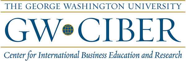 George Washington CIBER Logo
