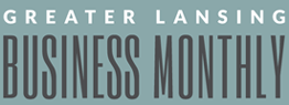 Greater Lansing Business Monthly Logo