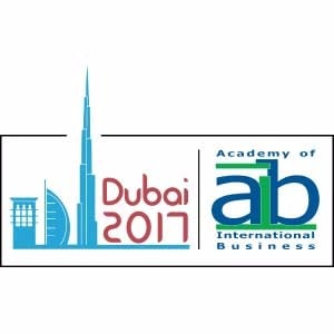 Image for Academy of International Business Annual Conference